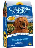 California Natural Dog Food Complaints